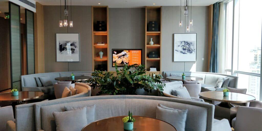 Conrad Guangzhou Lounge