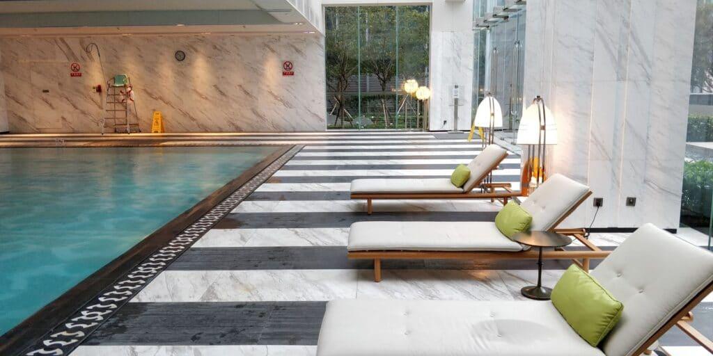 Conrad Guangzhou Pool