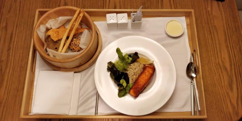 Conrad Guangzhou Room Service