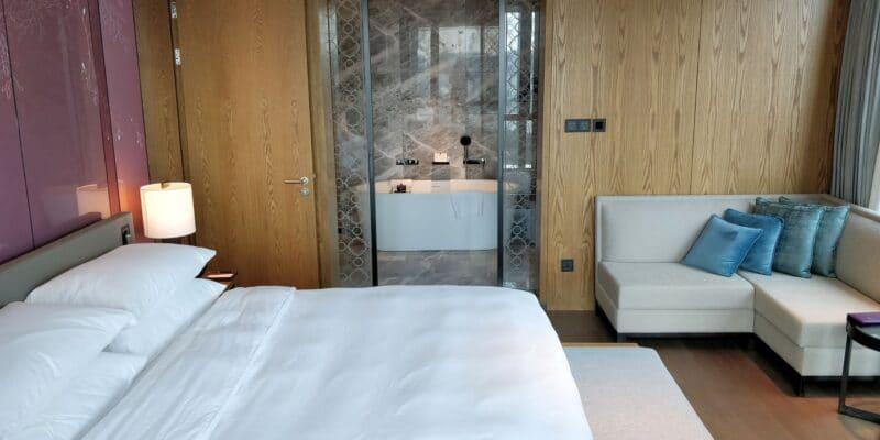 Conrad Guangzhou Suite Schlafzimmer 3