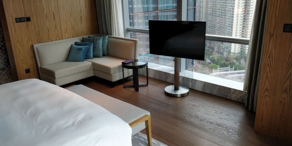 Conrad Guangzhou Suite Schlafzimmer 4