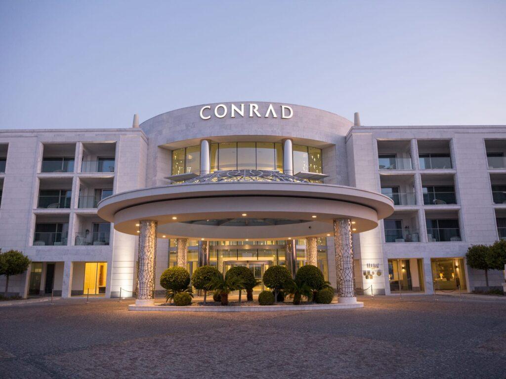 Conrad Algarve Front