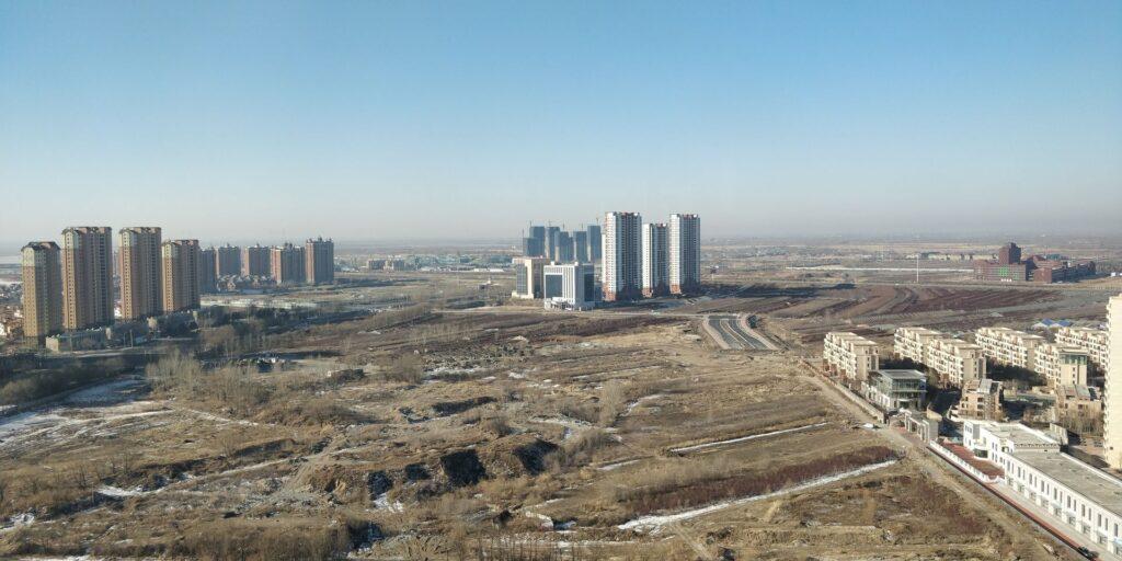 Crowne Plaza Harbin Ausblick