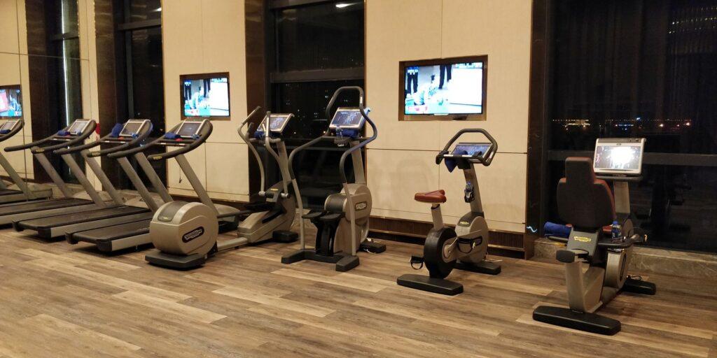 Crowne Plaza Harbin Fitness