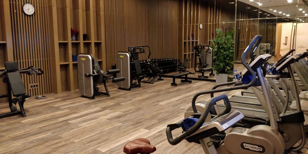 Crowne Plaza Harbin Fitness 2