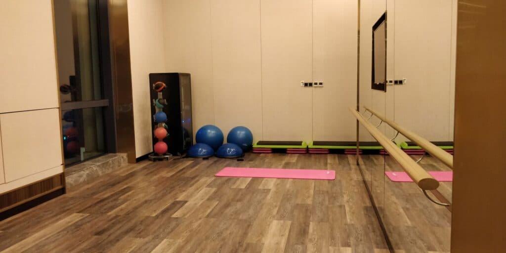 Crowne Plaza Harbin Fitness 3