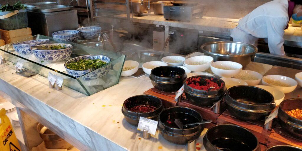 Crowne Plaza Harbin Frühstück 10
