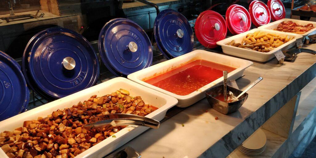 Crowne Plaza Harbin Frühstück 3