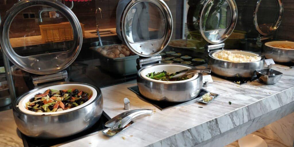Crowne Plaza Harbin Frühstück 4