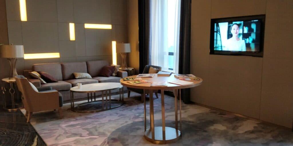 Crowne Plaza Harbin Lounge
