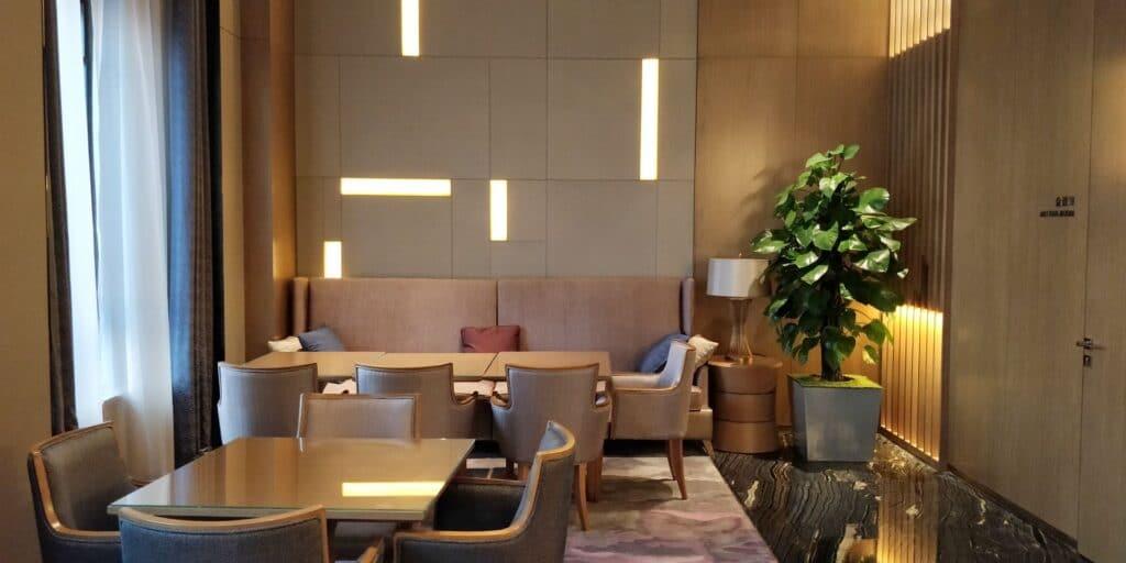 Crowne Plaza Harbin Lounge 2