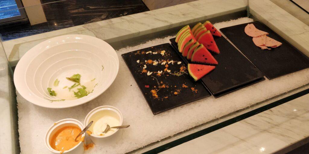 Crowne Plaza Harbin Lounge Abendessen 4