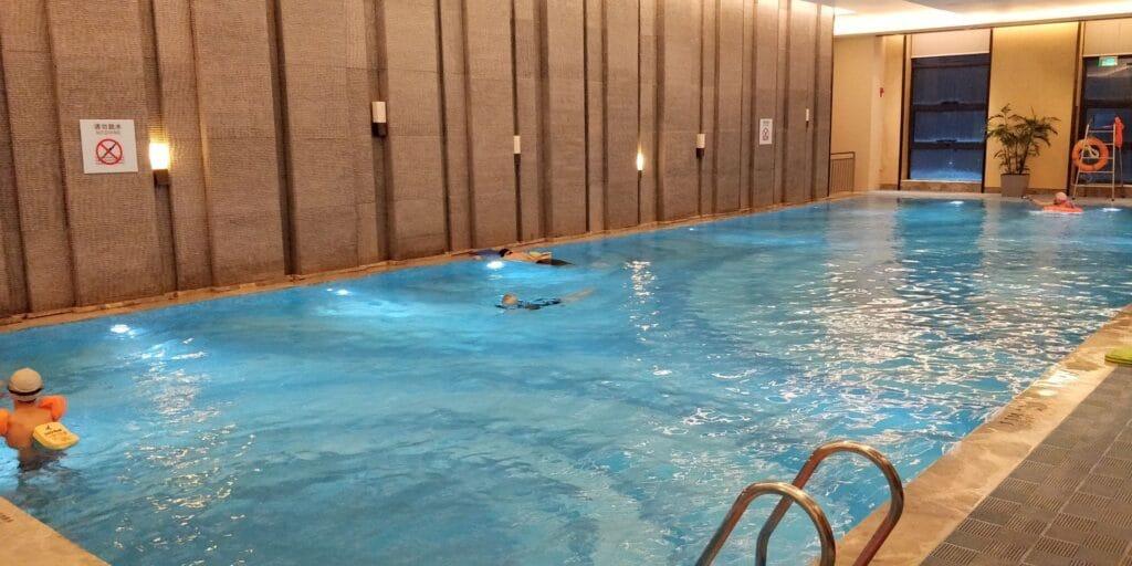 Crowne Plaza Harbin Pool