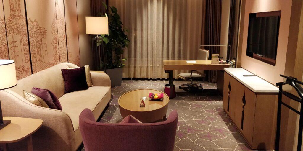 Crowne Plaza Harbin Suite