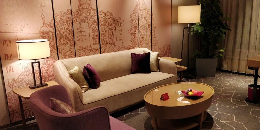 Crowne Plaza Harbin Suite 4