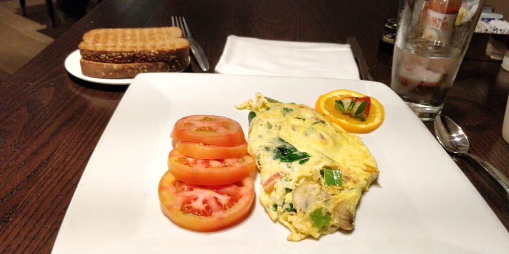 Crowne Plaza Los Angeles Airport Frühstück 1