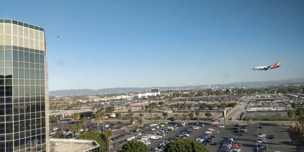 Crowne Plaza Los Angeles Airport Zimmer 15