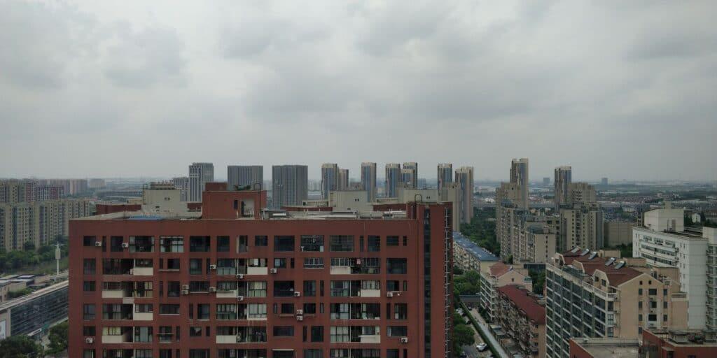 DoubleTree Shanghai Nanxiang Ausblick