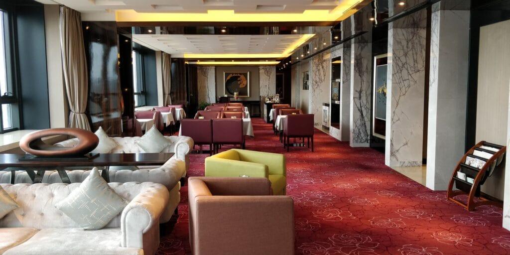 DoubleTree Shanghai Nanxiang Lounge