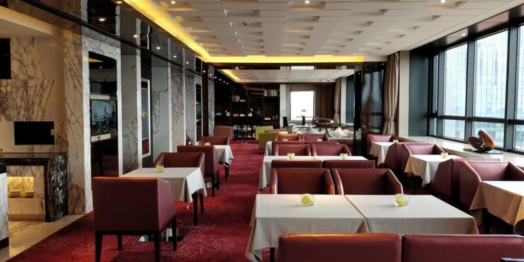 DoubleTree Shanghai Nanxiang Lounge 2
