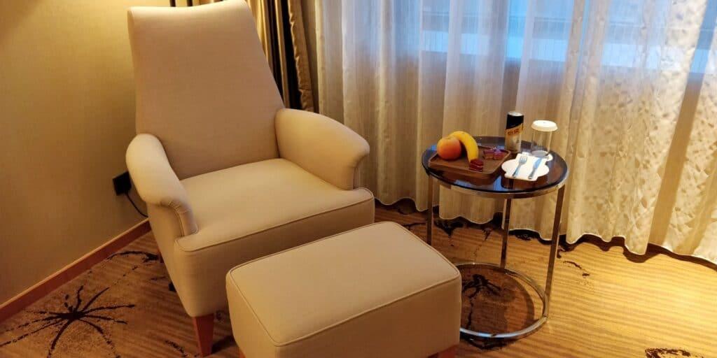 DoubleTree Shanghai Nanxiang Zimmer 4