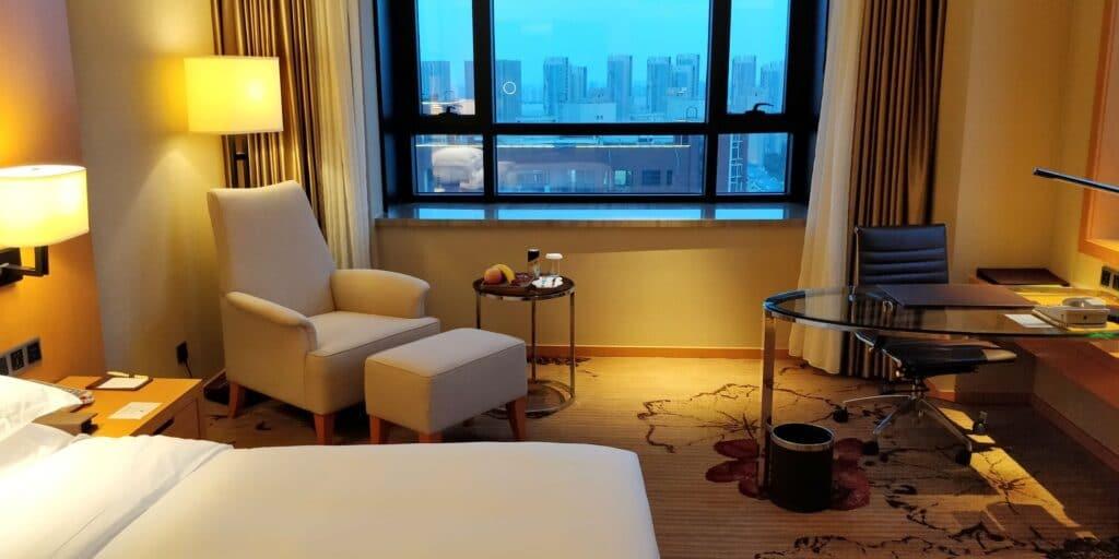 DoubleTree Shanghai Nanxiang Zimmer 6