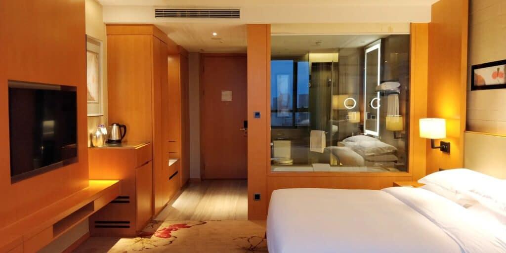DoubleTree Shanghai Nanxiang Zimmer 7