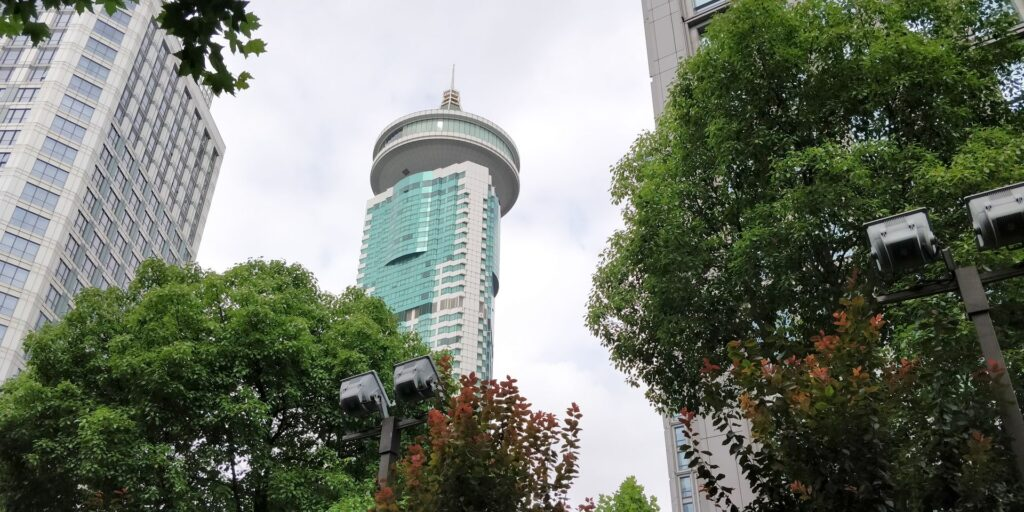 DoubleTree Shanghai Pudong