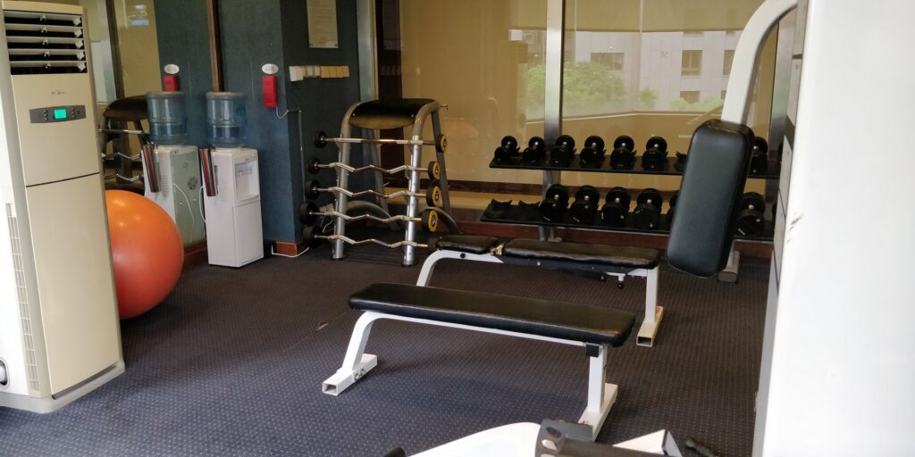 DoubleTree Shanghai Pudong Fitness