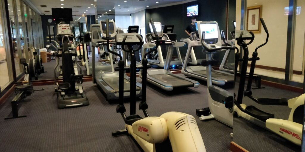 DoubleTree Shanghai Pudong Fitness 2