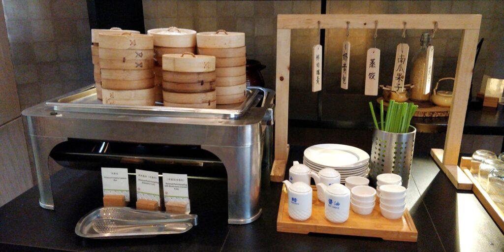 DoubleTree Shanghai Pudong Frühstück