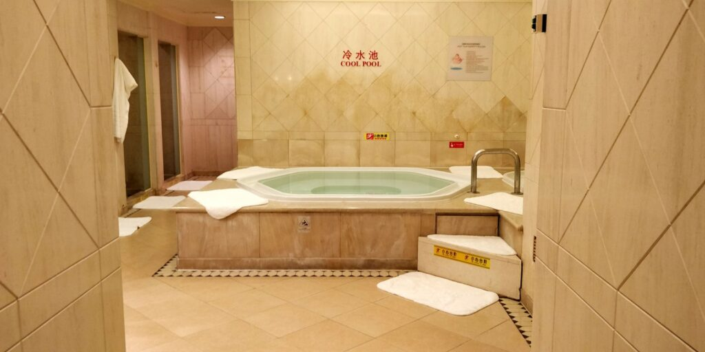 DoubleTree Shanghai Pudong Spa