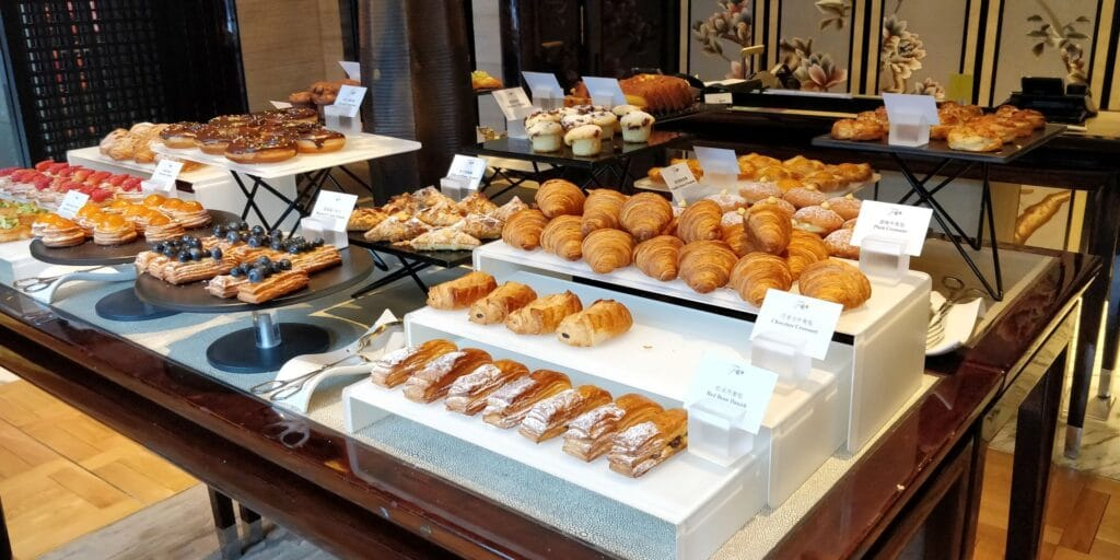 Four Seasons Shenzhen Breakfast 11