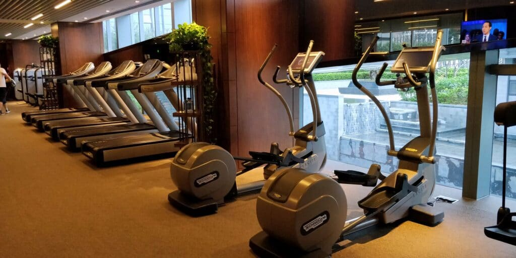 Four Seasons Shenzhen Gym 2