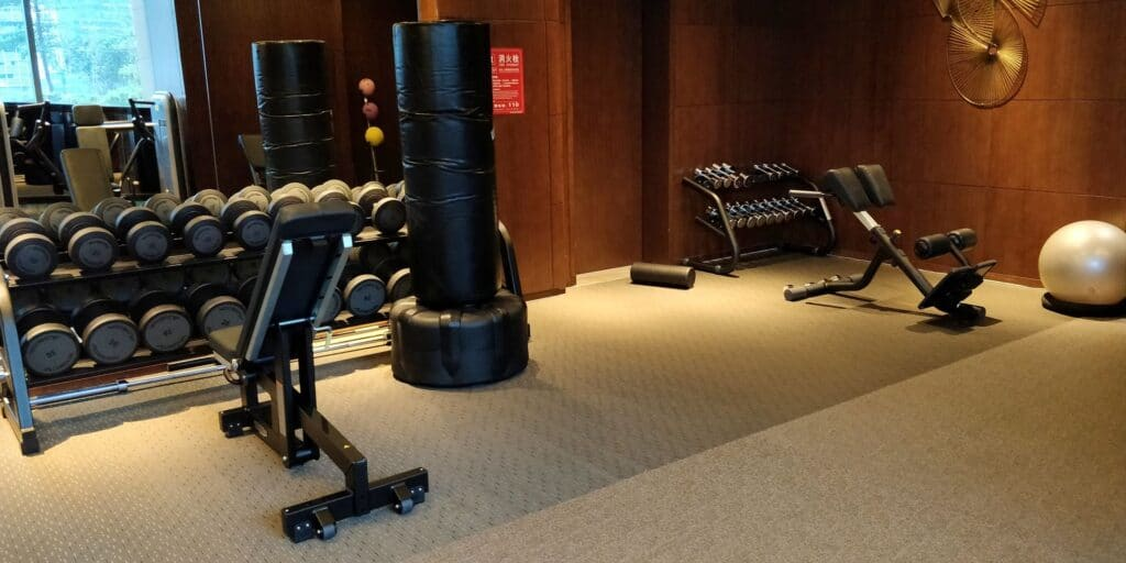 Four Seasons Shenzhen Gym 3