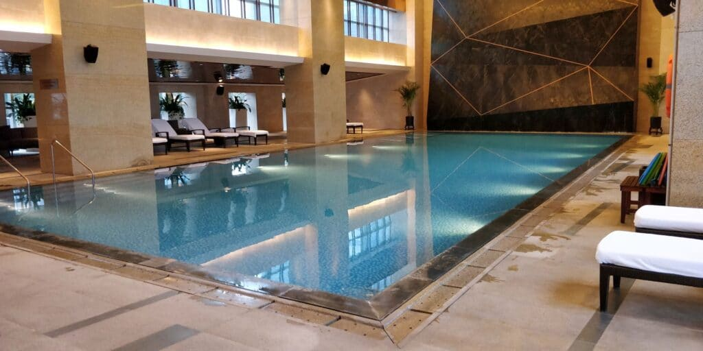 Four Seasons Shenzhen Indoor Pool 2