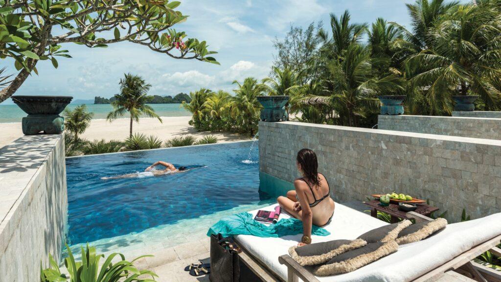 Four Seasons Lankawi Pool