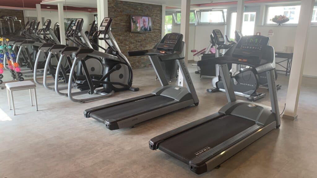 Göbel's Hotel AquaVita Fitness 1