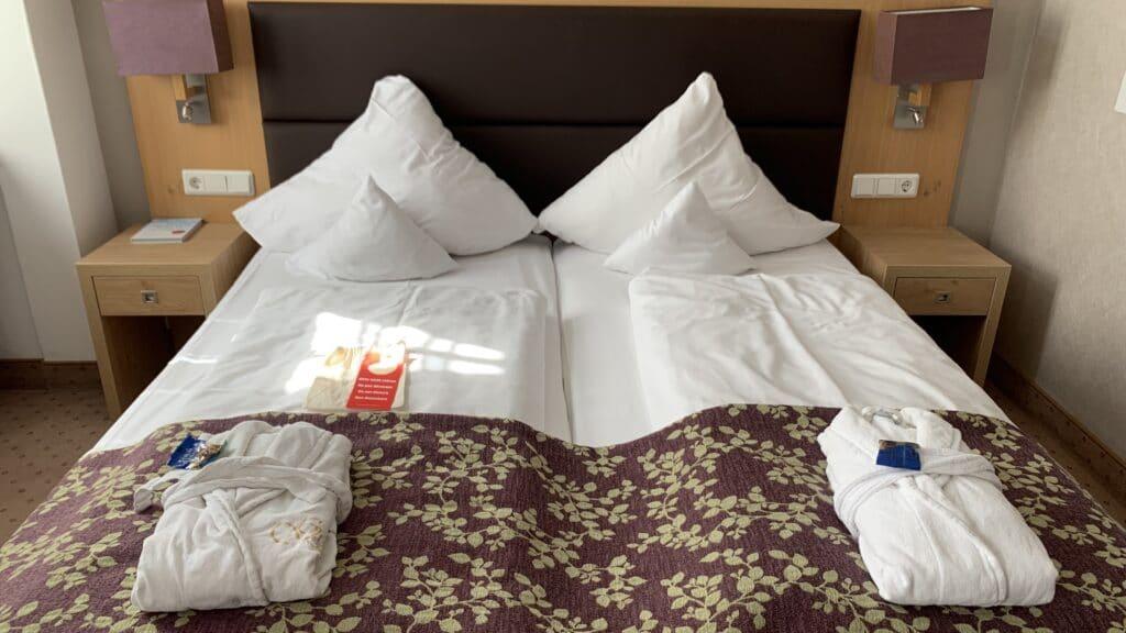 Göbel's Hotel AquaVita Zimmer 2