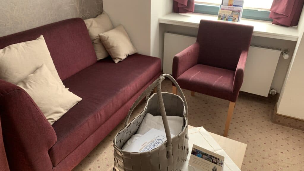 Göbel's Hotel AquaVita Zimmer 4