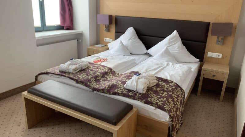 Göbel's Hotel AquaVita Zimmer 6