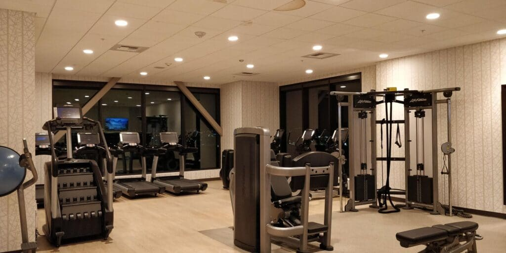 H Hotel Los Angeles Fitness 3