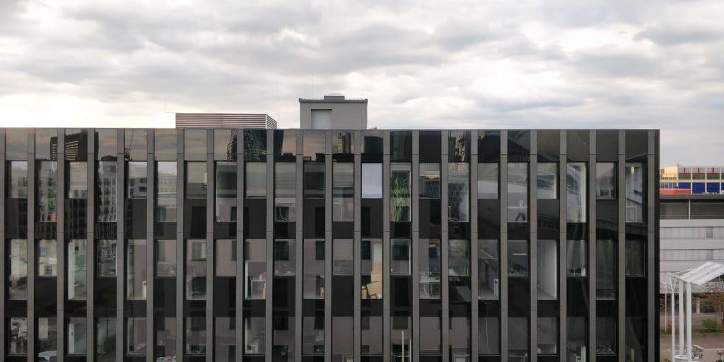 Hampton By Hilton Frankfurt Messe Ausblick