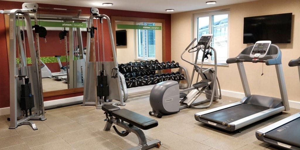 Hampton By Hilton Frankfurt Messe Fitness 2