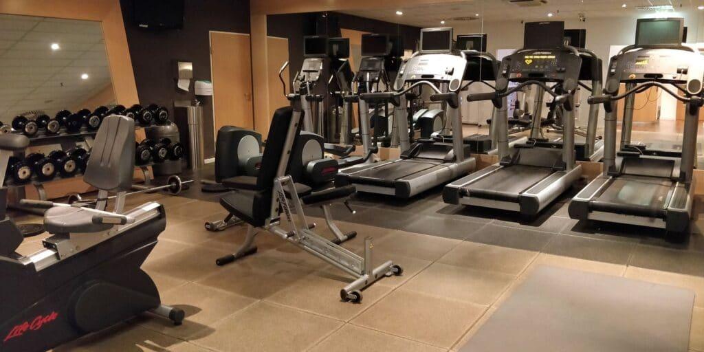 Hilton Düsseldorf Fitness