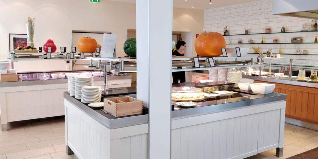 Hilton Düsseldorf Frühstück