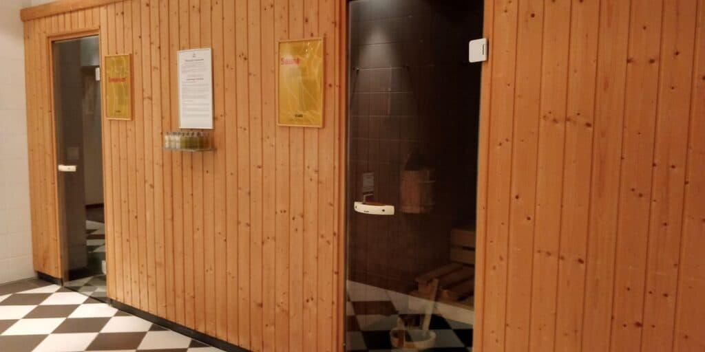 Hilton Düsseldorf Sauna