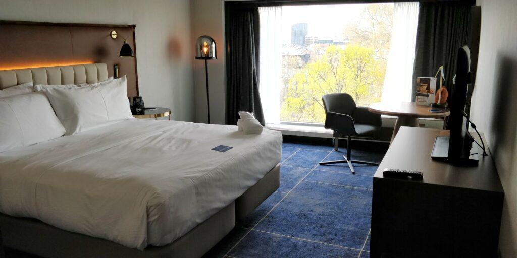 Hilton Frankfurt Zimmer
