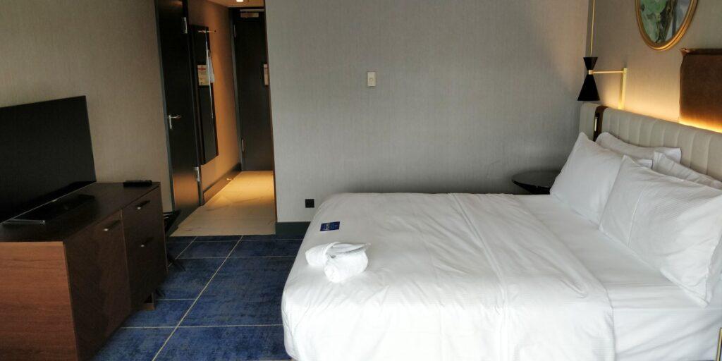 Hilton Frankfurt Zimmer 4