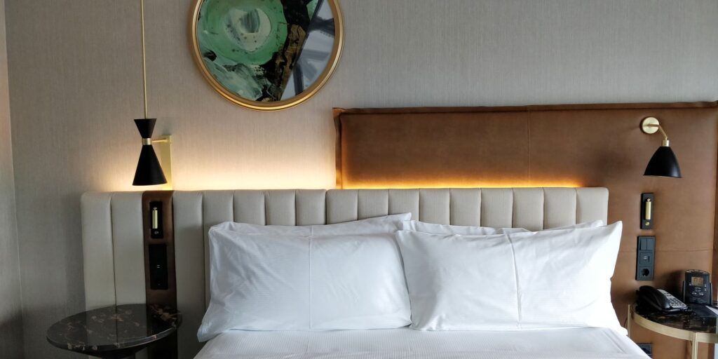 Hilton Frankfurt Zimmer 5